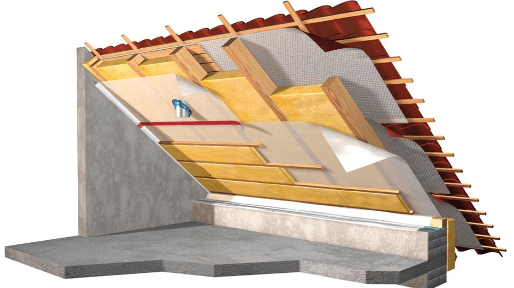 экструдированный пенополистирол для крыши