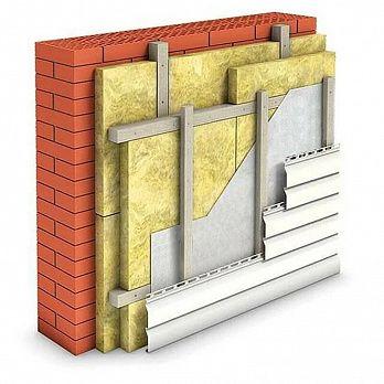Как правильно обшить дом утеплителем?