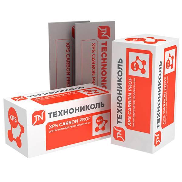 Экструдированный пенополистирол Технониколь XPS Carbon Prof (1180х580х100 мм) - купить в Москве от за м/куб - Баурекс